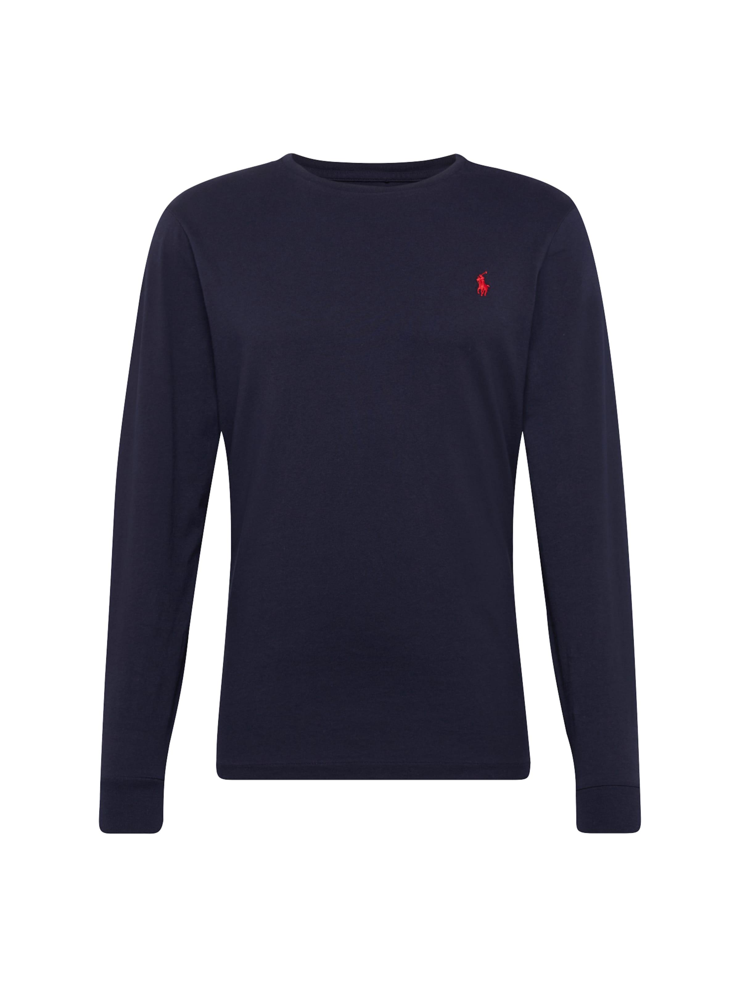 Noir In 1 Jersey lsl Polo shirt LaurenT '26 tsh' Ralph fgIb6yvY7