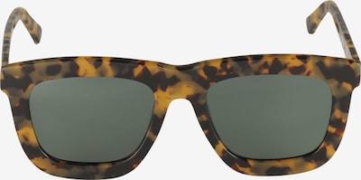 karen walker Sonnenbrillen 'DEEP WORSHIP' in braun, Produktansicht
