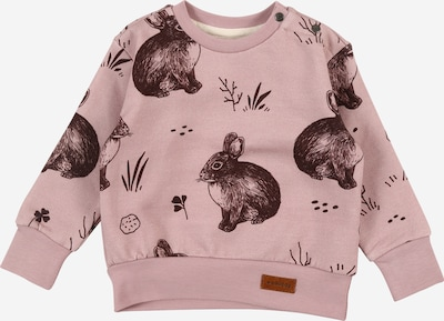 Walkiddy Sweatshirt in altrosa, Produktansicht