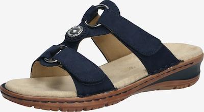 ARA Pantolette 'HAWAII' in blau, Produktansicht