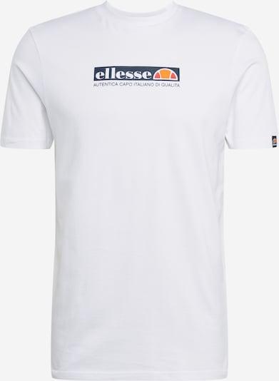 ELLESSE Shirt 'Offredi' in weiß, Produktansicht