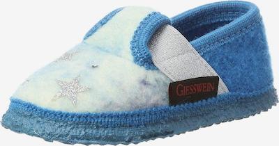 GIESSWEIN Huisschoenen in de kleur Blauw, Productweergave