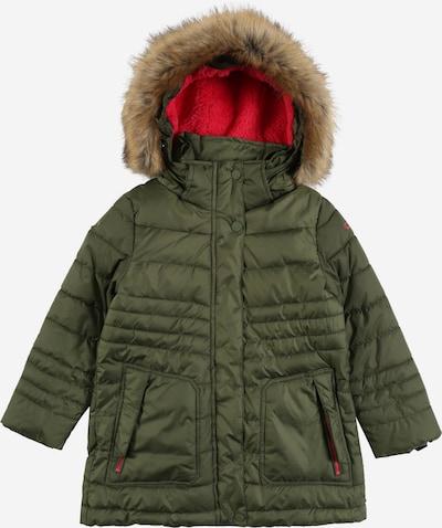 CMP Sportovní bunda 'GIRL PARKA SNAPS HOOD' - khaki, Produkt