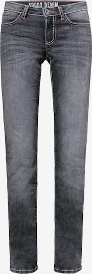 Soccx Jeans in grey denim, Produktansicht