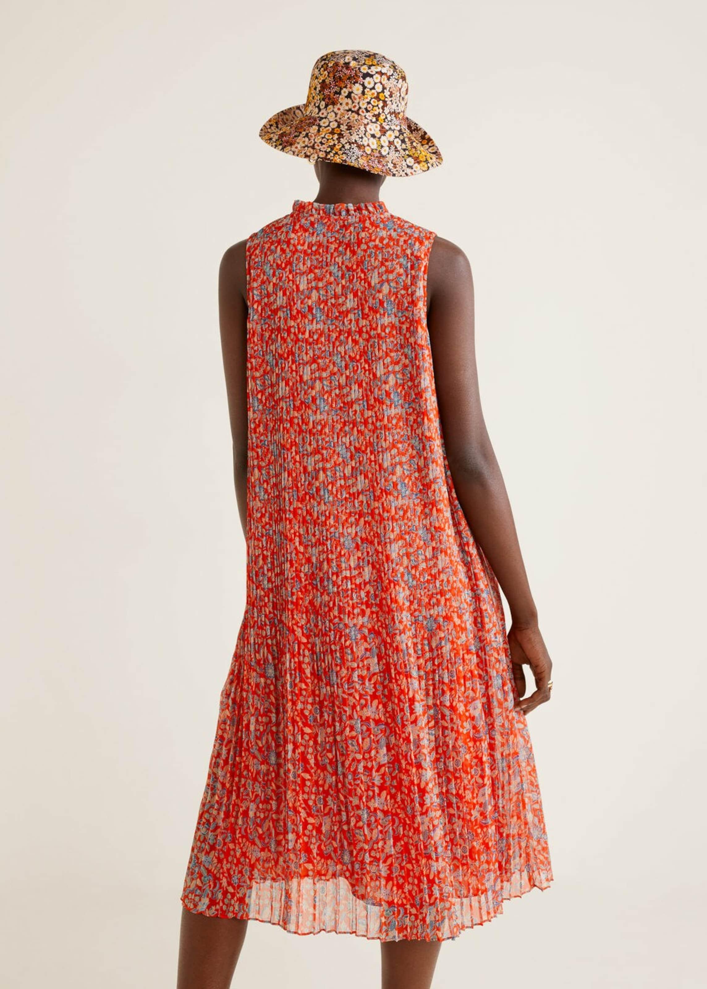 Mango Kleid BlauRot Mango In Kleid BlauRot 'pradito' In 'pradito' sxtrCdhQ