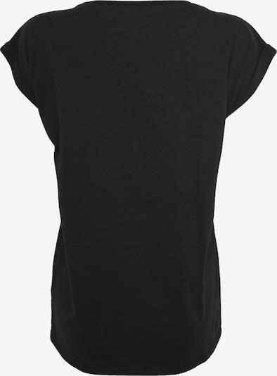 Merchcode Shirt in de kleur Zwart: Achteraanzicht