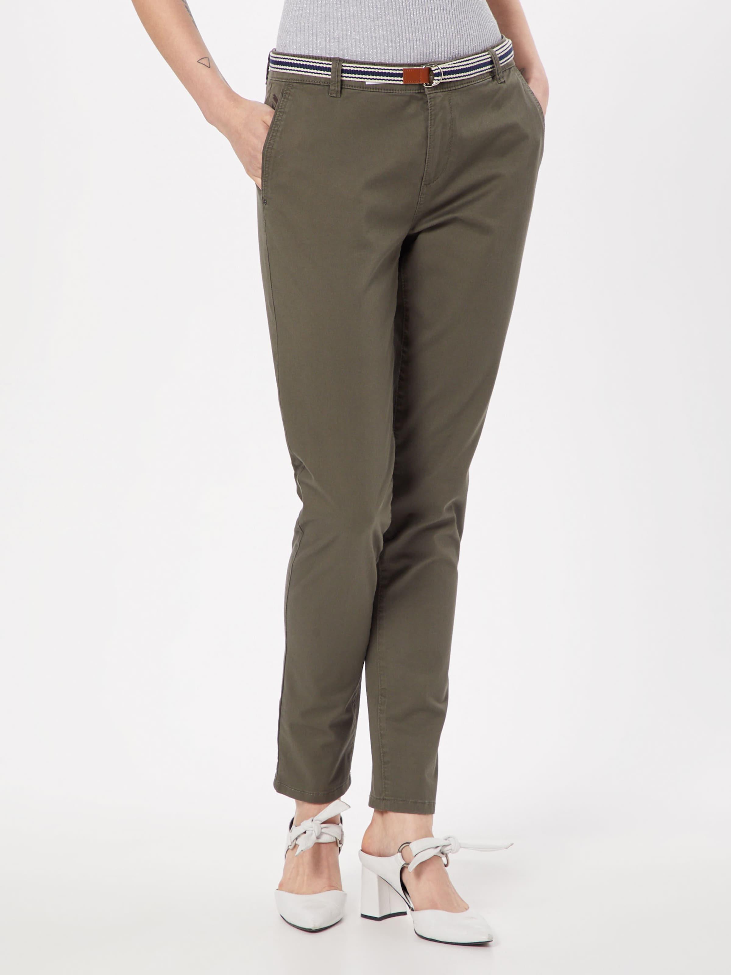 Pantalon En Olive Pantalon Esprit Pantalon Esprit En Olive Esprit Chino Chino vm08nNw