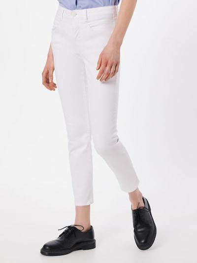 TOM TAILOR Jeans 'Alexa' in weiß, Modelansicht