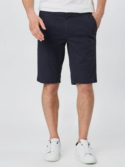 Pantaloni eleganți 'Jonas' Kronstadt pe bleumarin, Vizualizare model