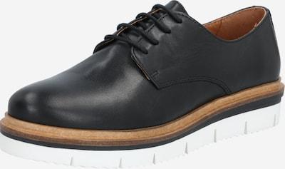 Bianco Schuhe in beige / schwarz / weiß, Produktansicht