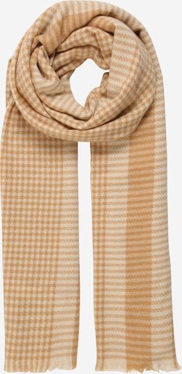 VERO MODA Sjaal 'KARINA' in de kleur Beige / Bruin, Productweergave
