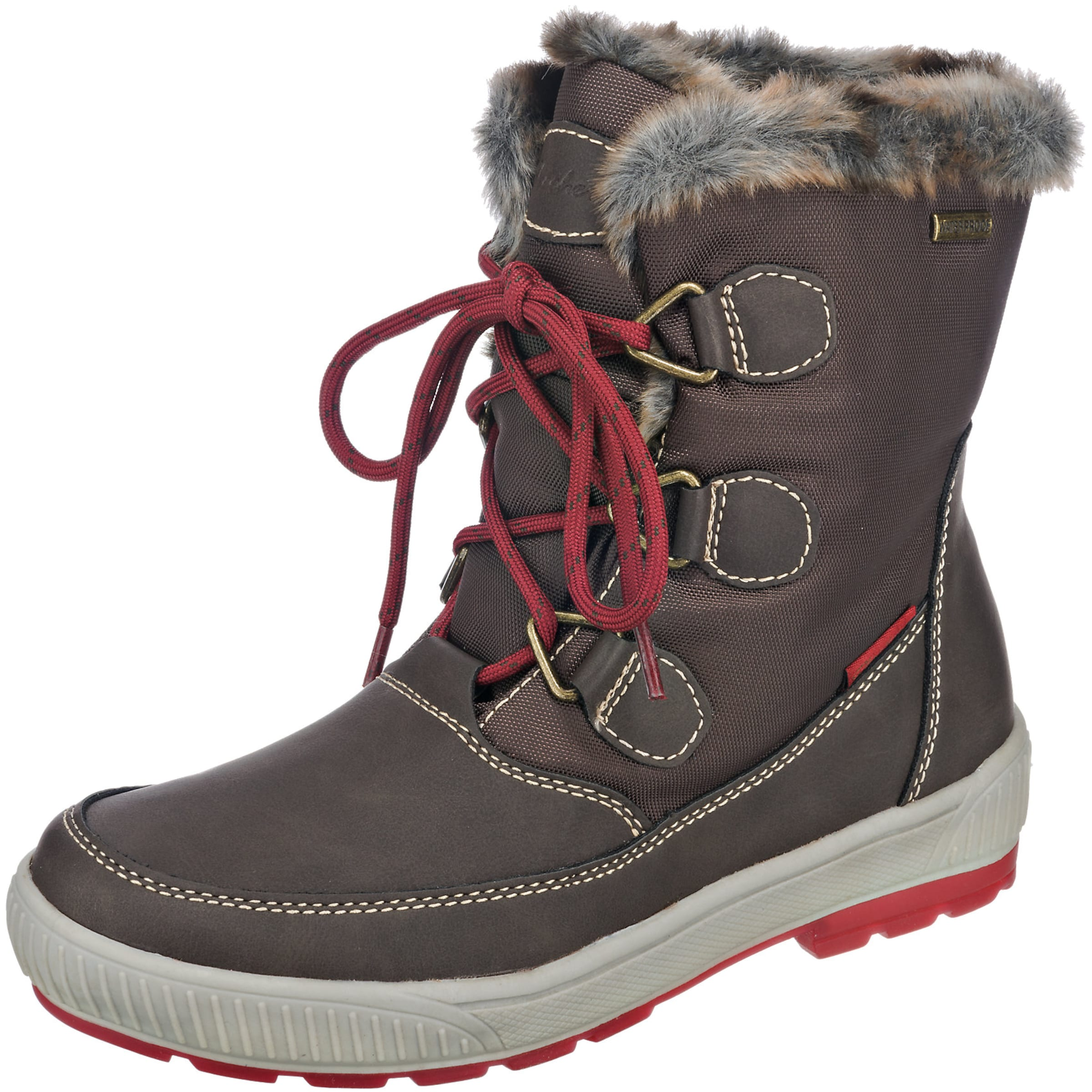 SKECHERS Woodland Dry Quest Stiefel