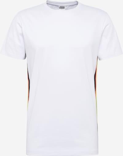 Tricou Urban Classics pe alb, Vizualizare produs
