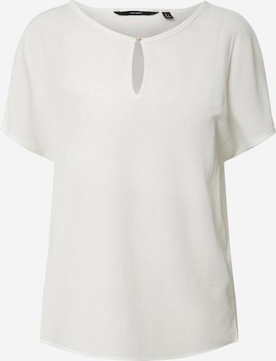 VERO MODA Bluseshirt 'VMARIA in weiß, Produktansicht