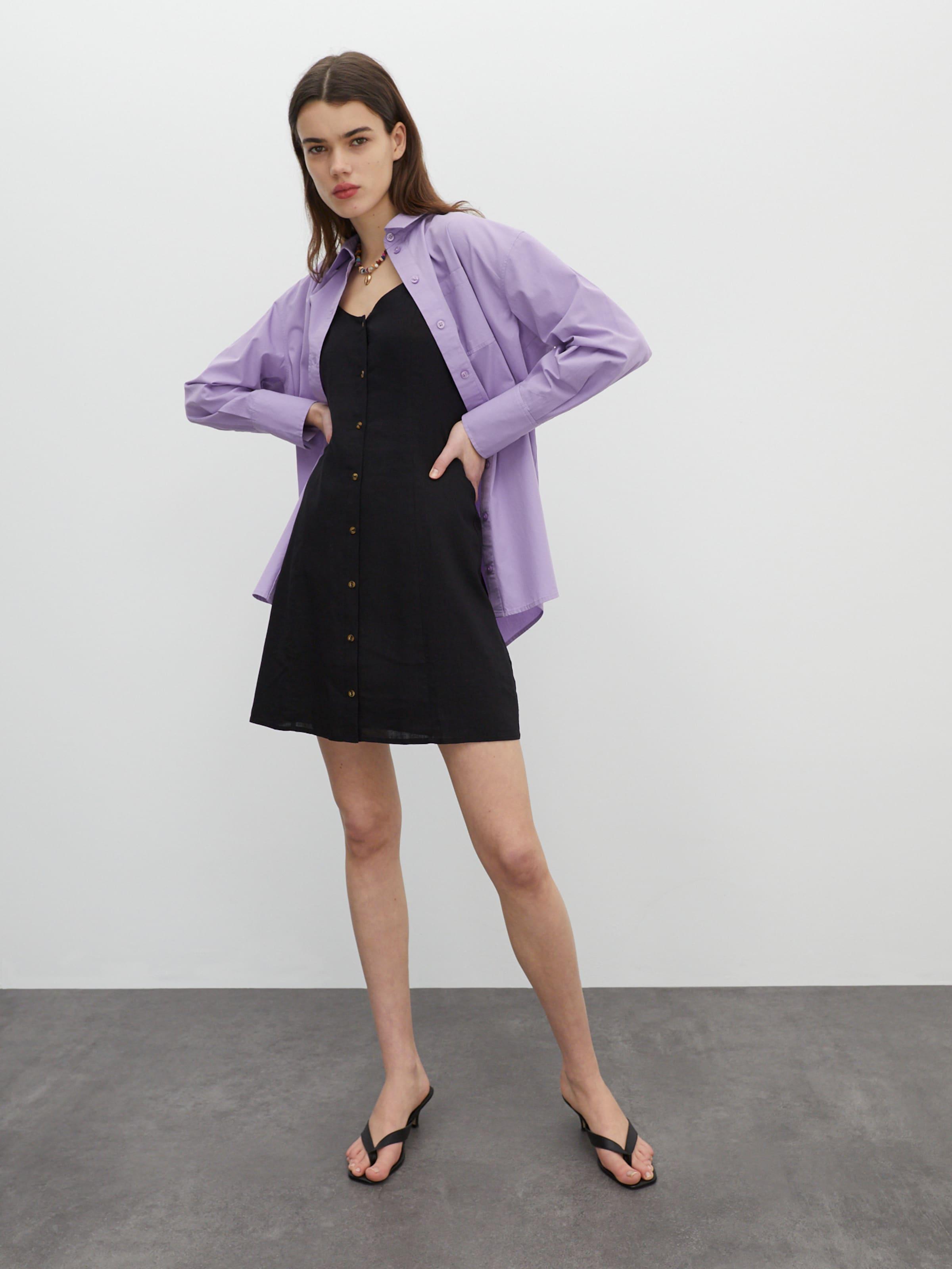 EDITED Nyári ruhák 'Kili' fekete színben