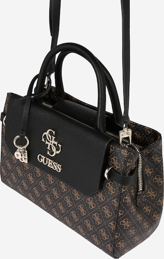 GUESS Tasche 'Esme' in braun schwarz | ABOUT YOU