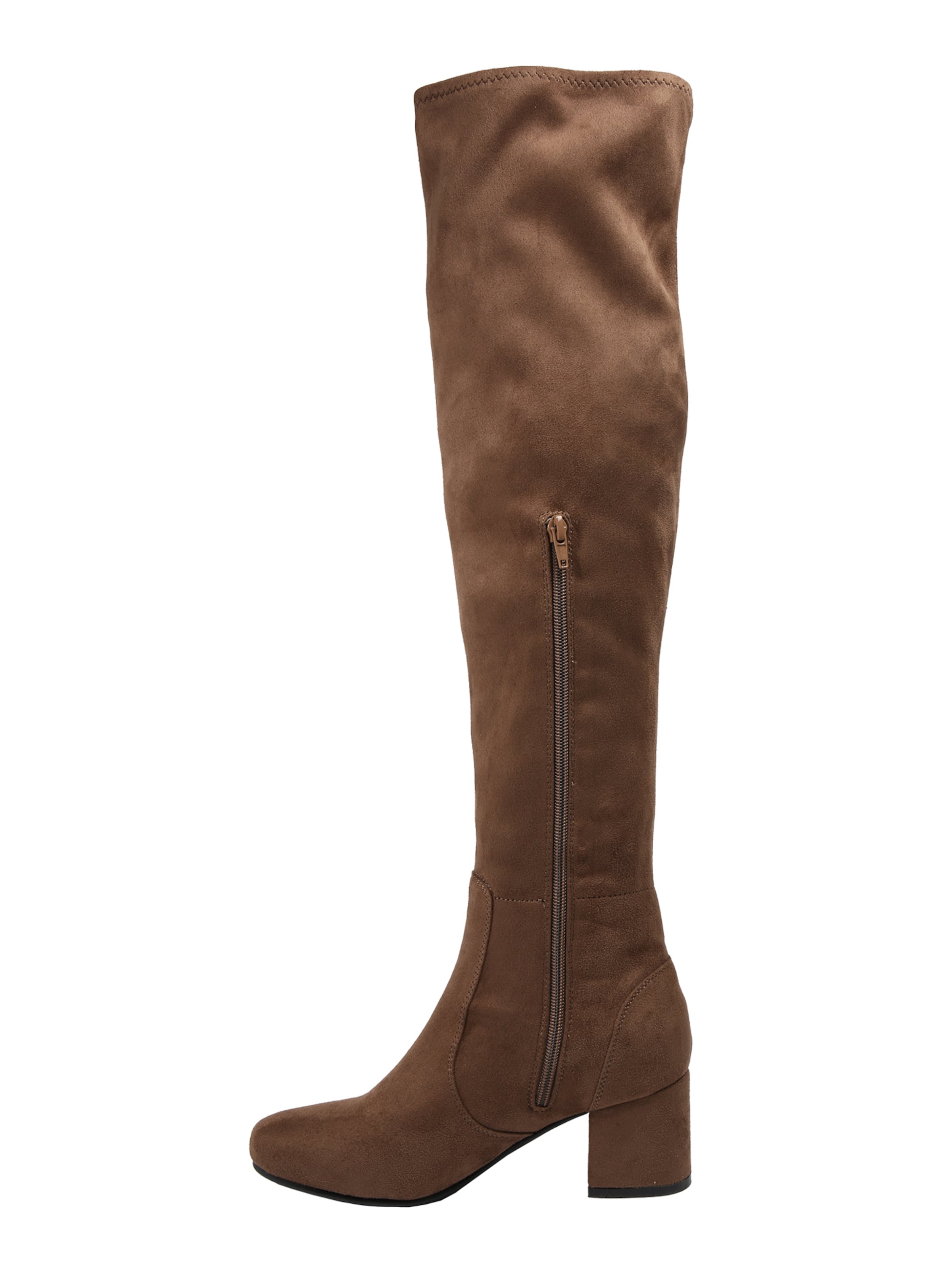 About stiefel Taupe 'asya' In You Overknee nPkOw0