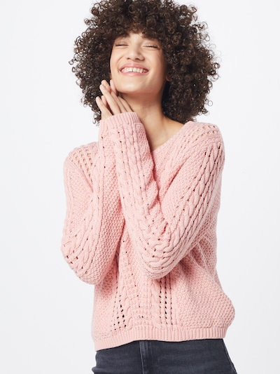 ABOUT YOU Pullover 'Nala' in rosa, Modelansicht