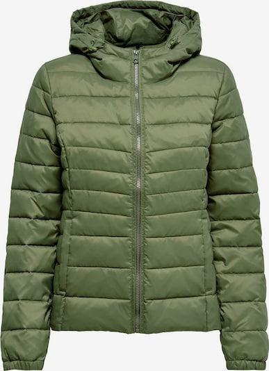 ONLY Veste d'hiver en vert, Vue avec produit
