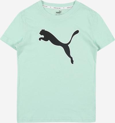 PUMA Funkcionalna majica | meta barva, Prikaz izdelka
