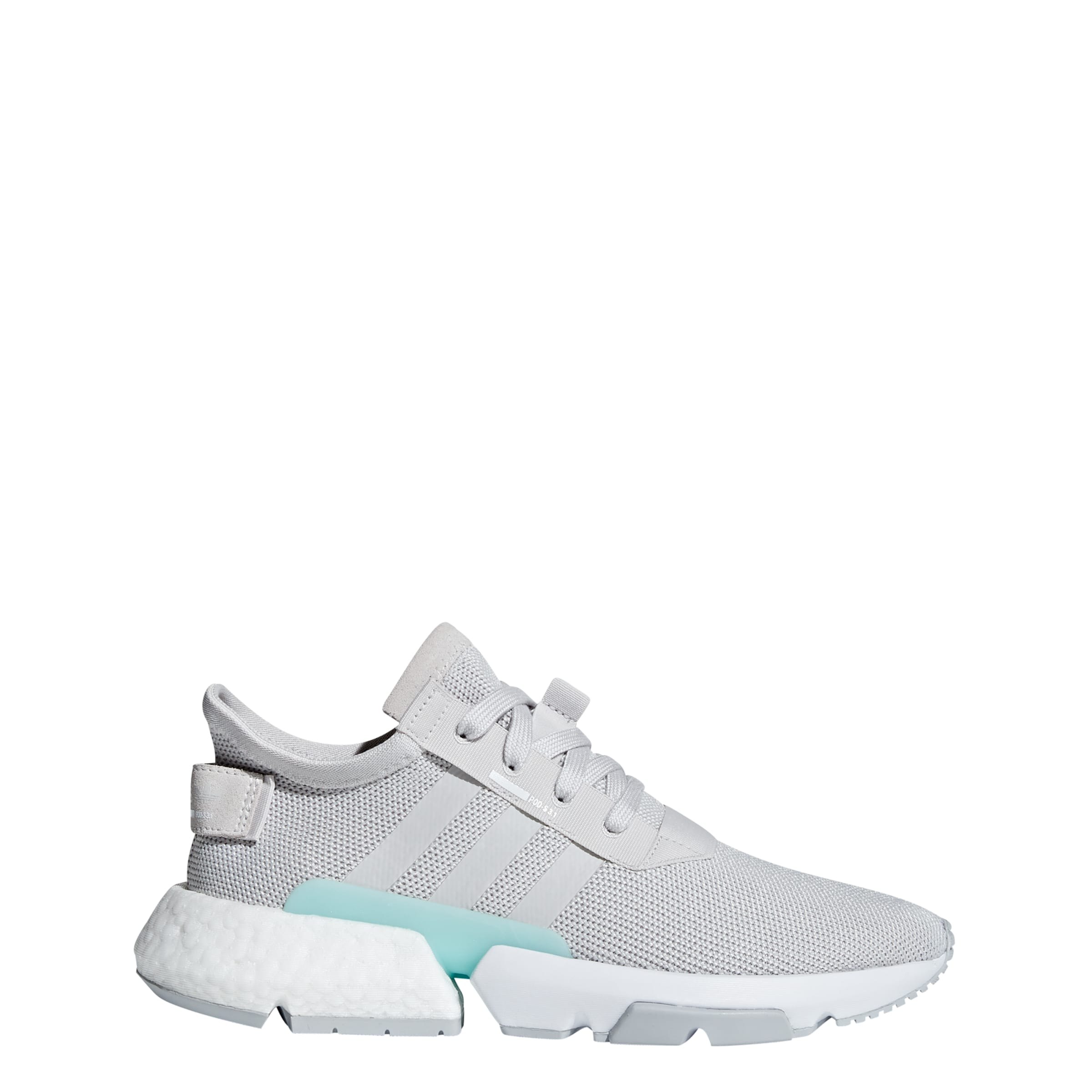 W' 'pod 1 TurquoiseGris Originals s3 Baskets Adidas En Basses nm8Nwv0