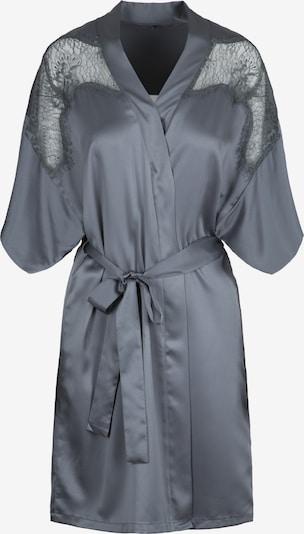 LingaDore Robe de chambre 'URBAN' en gris, Vue avec produit