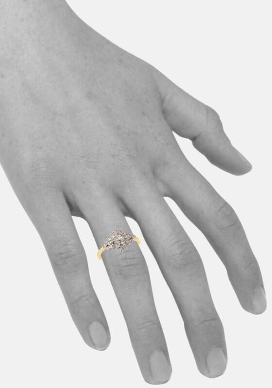 Bague En Diamant Firetti