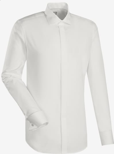 Jacques Britt City-Hemd ' Slim Fit ' in naturweiß, Produktansicht