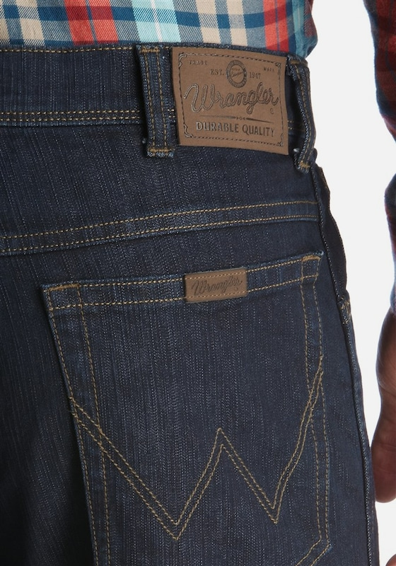 WRANGLER Stretch-Jeans 'Durable'