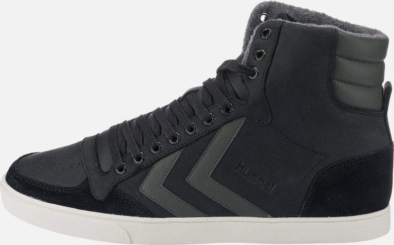 Hummel Sneakers High 'Slimmer Duo Stadil Duo 'Slimmer Oiled' 300541
