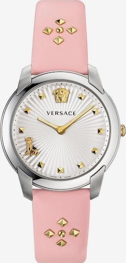 VERSACE Uhr 'Audrey VELR00119' in goldgelb / rosa / silber, Produktansicht