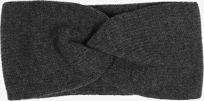 Zwillingsherz Stirnband 'Twist Stirnband Classic' in anthrazit, Produktansicht