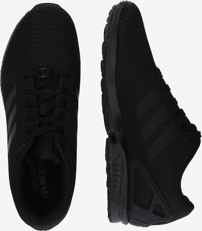 ADIDAS ORIGINALS Sneaker in schwarz: Seitenansicht