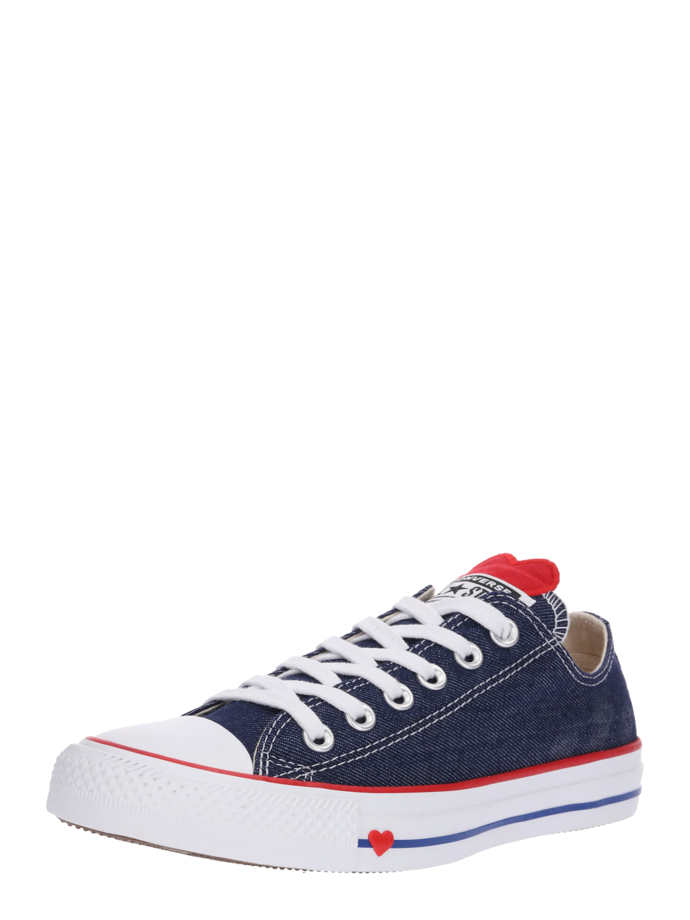 Converse DenimWeiß Blue 'chucks' Sneaker In SUzMVp