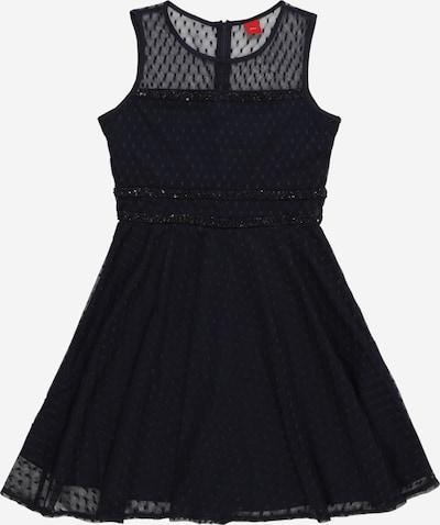 Suknelė iš s.Oliver Junior , spalva - tamsiai mėlyna, Prekių apžvalga