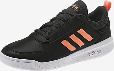 ADIDAS PERFORMANCE Sportschuh 'Tensaur' in orange / schwarz, Produktansicht