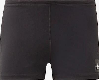 ADIDAS PERFORMANCE Pro Pool Schwimmen Kompression Boxer-Badehose in schwarz, Produktansicht