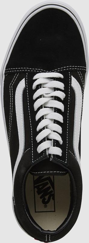 e6d5c6da839979 VANS Sneaker Low  OLD SKOOL  in schwarz   weiß