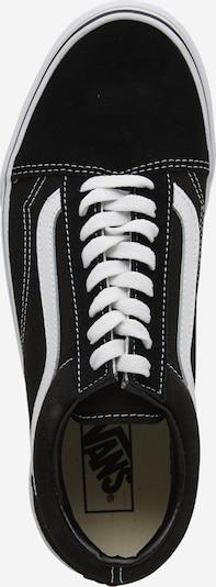 VANS Sneaker 'Old Skool' in schwarz / weiß: Ansicht von unten