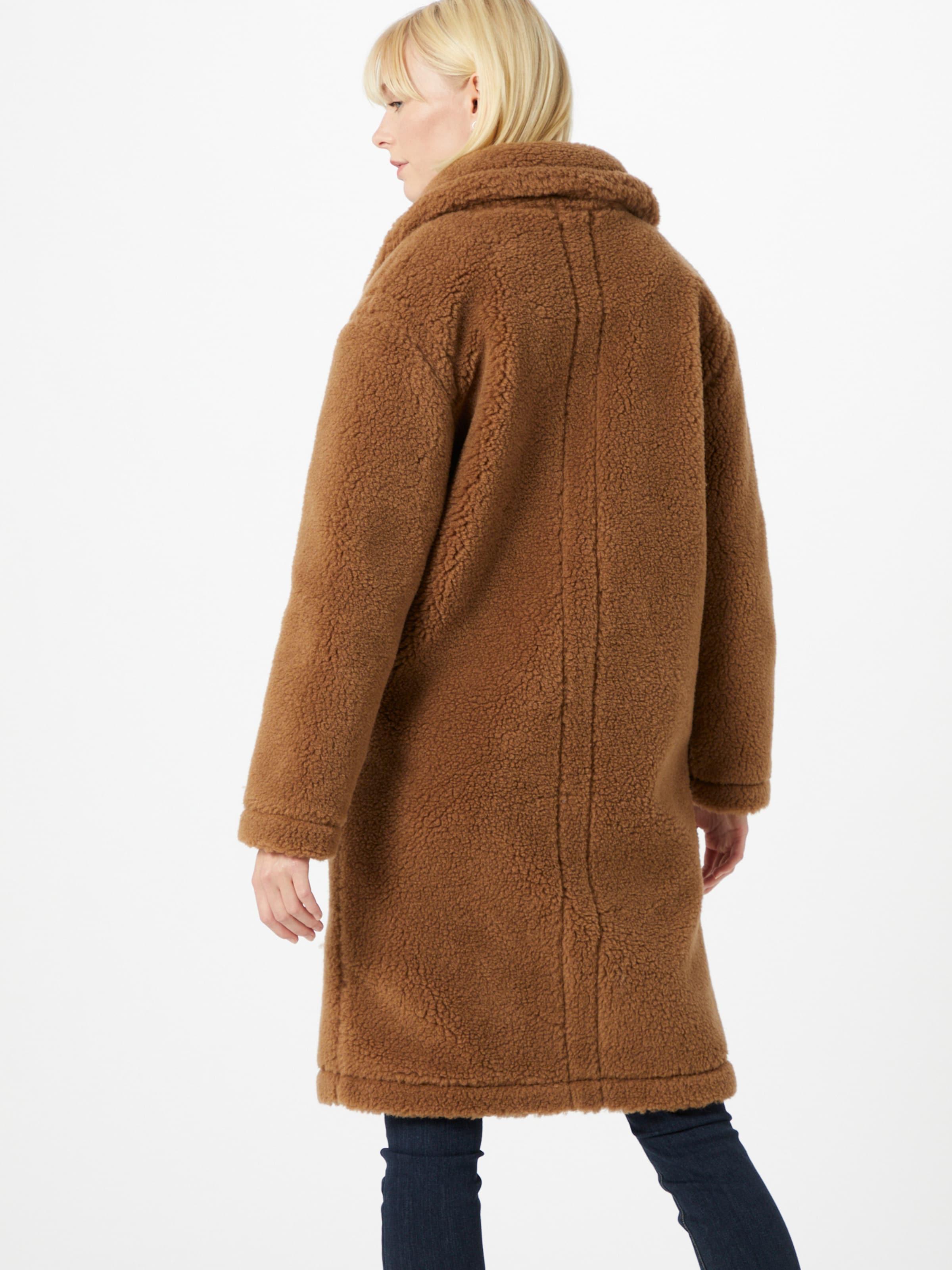 OAKWOOD Vinterkappa 'Wonderful' i brun