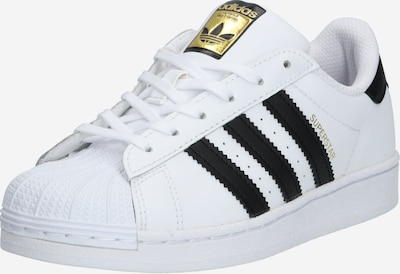 ADIDAS ORIGINALS Sneakers 'Superstar' in de kleur Goud / Zwart / Wit, Productweergave
