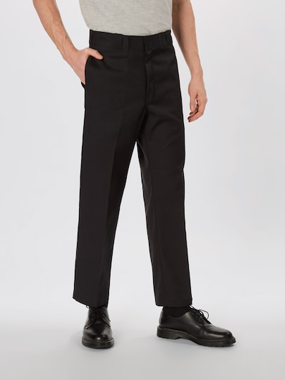 DICKIES Hose 'Orgnl 874Work Pnt' in schwarz, Modelansicht