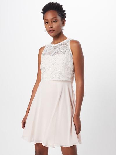 VM Vera Mont Kleid in rosé / weiß, Modelansicht