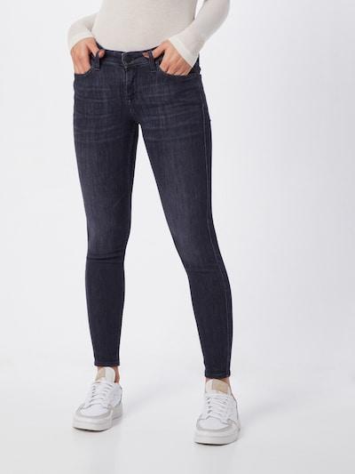 Lee Skinny-fit Jeans 'Scarlett' in blau: Frontalansicht