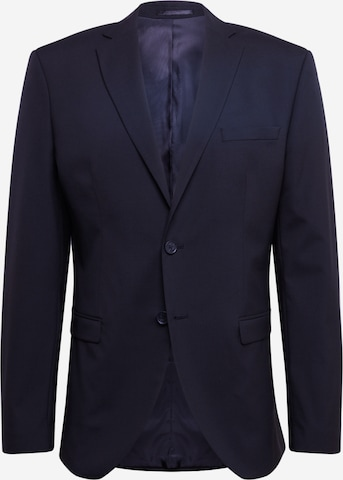 Giacca business da completo 'SLHSLIM-MYLOLOGAN BLACK SUIT B' di SELECTED HOMME in nero