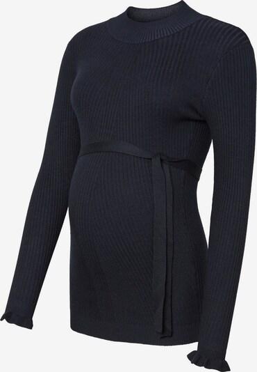 MAMALICIOUS Pullover in nachtblau, Produktansicht