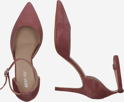 ABOUT YOU Slingpumps in rosa: Seitenansicht