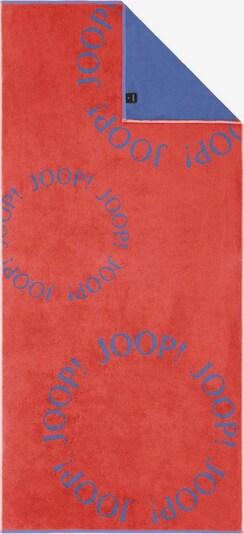 JOOP! Strandlaken in de kleur Blauw / Koraal / Lichtrood, Productweergave