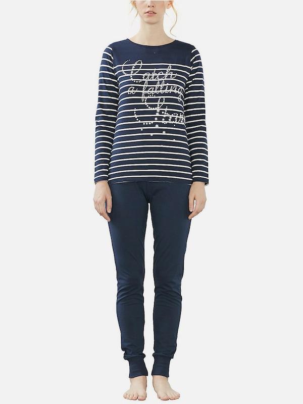 Esprit Bodywear Schlafanzug 'Eva Cas'