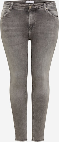 ONLY Carmakoma Jeans 'WILLY' in Grey